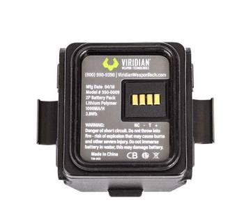 Baterie Viridian pro X5L gen3