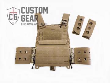 CustomGear | CGPC3 (Coyote Brown)