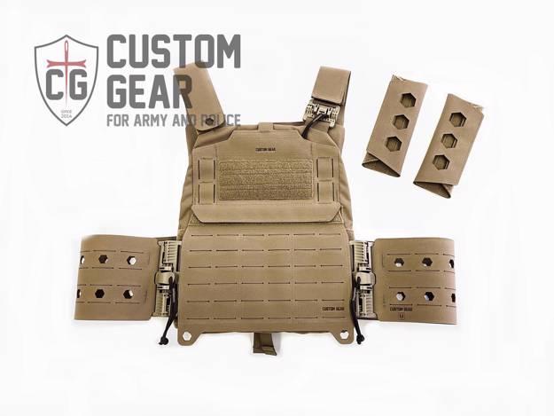 CustomGear | CGPC3 (Coyote Brown)