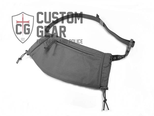 CustomGear | CGHS2 Handwarmer Sleeve (Black)