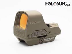 Holosun | HS510C FDE - červený