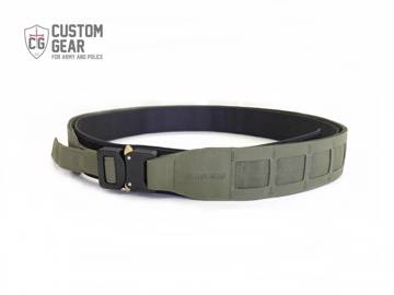 CustomGear | CGLB LowPro Belt (Ranger green)