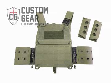 CustomGear | Nosič CGPC3 TQS (Ranger Green)