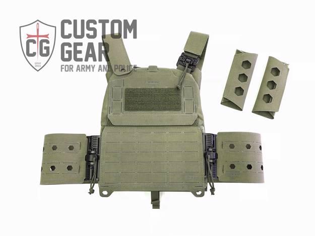 CustomGear   Nosič CGPC3 TQS (Ranger Green)