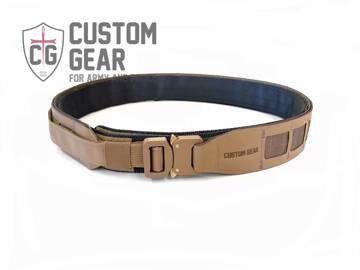 CustomGear | CGLB LowPro Belt (Coyote Brown)