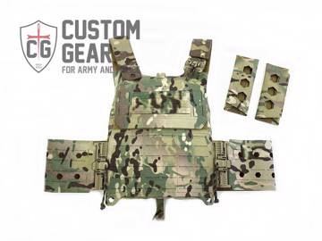 CustomGear | Nosič CGPC3 TQS (Multicam)