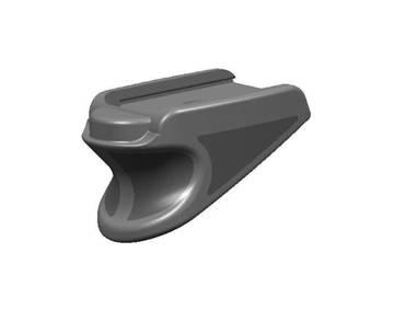 H&K | SFP9/P30SK | botka (nezvyšující kapacitu)