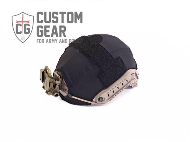 CustomGear | Fast Helmet Cover (černý)