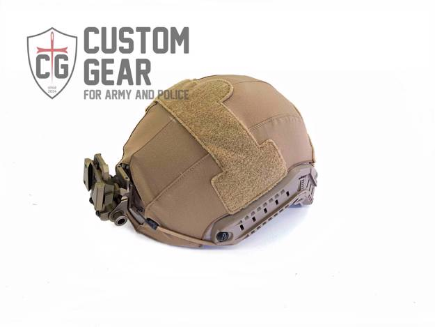 CustomGear | Fast Helmet Cover (Coyote)