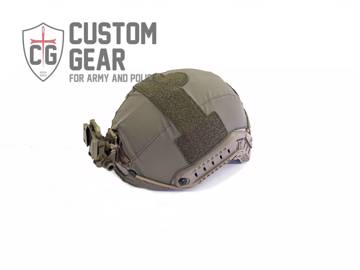CustomGear | Fast Helmet Cover (Ranger Green)
