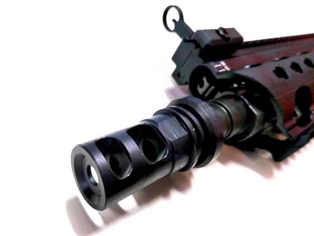 G.I.S. | kompenzátor .223 (závit M15x1)