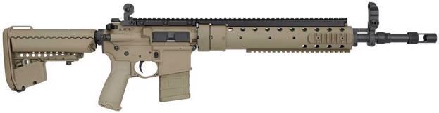 BCM Mk12 Mod 0 A5 Precision Rifle (FDE)