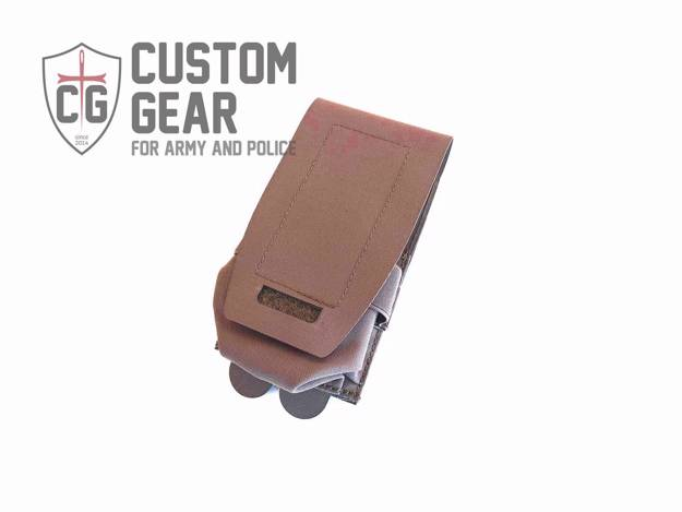CustomGear Smoke/P1 (Coyote brown)