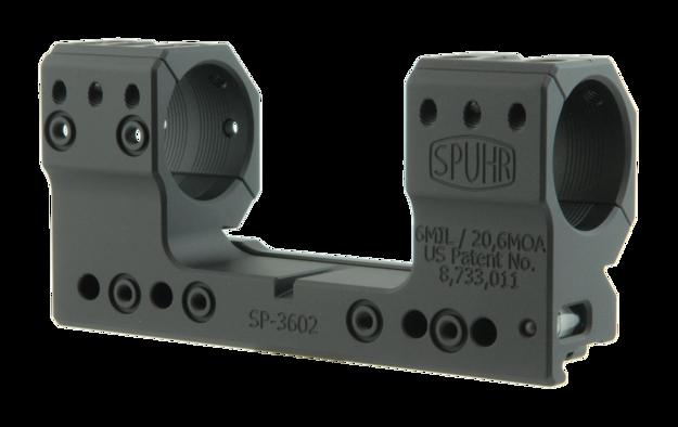 Spuhr SP-3602 (Black)