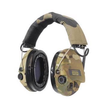 MSA Sordin Supreme Pro-X (Multicam, led)