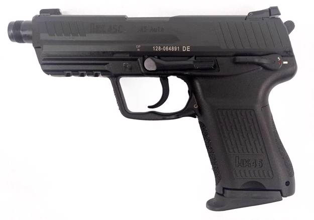 Heckler & Koch HK45C Tactical