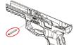 Obrázek z H&K | Jistící pin bloku vodiče závěru pro SFP9