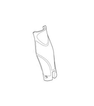 Obrázek H&K | náhradní hřbet rukojetí pro P30