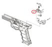 Obrázek z H&K | Cylindrický pin záchytu spouště pro SFP9